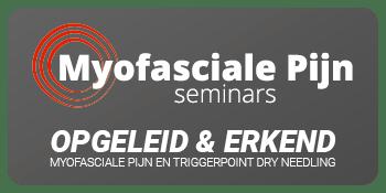 Myofasciale Pijn en triggerpoint Seminars